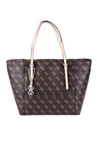 Guess - Carry-All Tasche - Brown