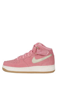 Nike - Air force 1 sneakers montantes - Oldrose