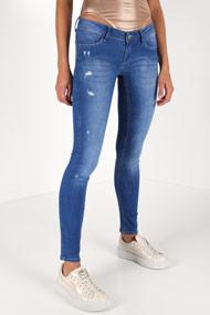 Tally Weijl - Skinny Jeans - Blue Used