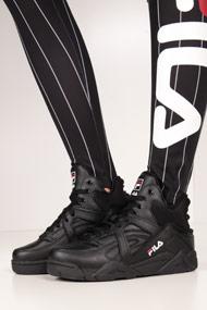 Fila - Cage L Sneaker mid - Black