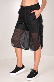 Puma - Short en mesh - Black