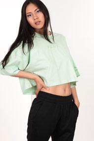 Puma - T-Shirt ample - Light Mint