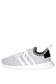 Adidas Originals - Flashback sneakers basses - White + Black