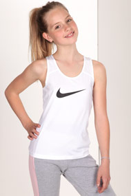 Nike - Débardeur - White + Black