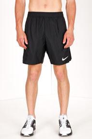 Nike - Short de jogging - Black + White