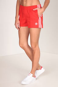 adidas Originals - Trainingsshorts - Red + White