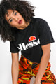 Ellesse - Crop T-Shirt - Black