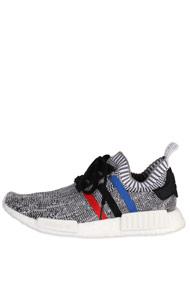 Adidas Originals - NMD_R1 Sneaker low - White + Black