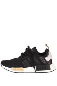 Adidas Originals - NMD_R1 Sneaker low - Black + White