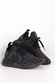 adidas Originals - NMD_XR1 sneakers basses - Black + Grey