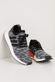 adidas Originals - NMD_R2 Sneaker low - Heather Black