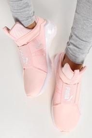 Puma - Fierce Sneaker high - Rose + White