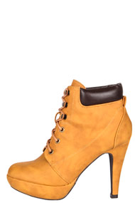 Miss88 - Ankle boots - Camel