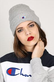 Champion - Mütze - Heather Light Grey