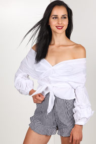 Ivivi - Blouse - White