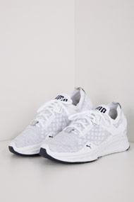 Puma - Ignite Sneaker low - White + Grey