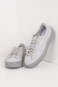 Puma - Platform Reset sneakers basses - Light Grey