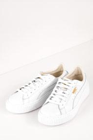 Puma - Platform Core sneakers basses - White