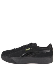 Puma - Plateau Sneaker low - Black