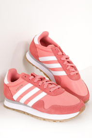 adidas Originals - Haven Sneaker low - Coral + White