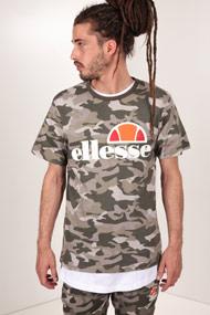 Ellesse - T-Shirt - Camouflage