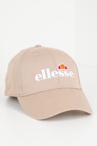 Ellesse - Snapback Cap - Beige + White