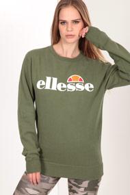 Ellesse - Sweatshirt - Olive Green