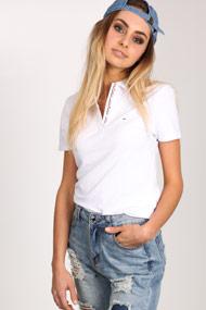 Tommy Hilfiger - Poloshirt - White