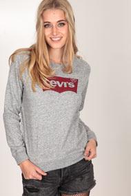 Levi's - Sweatshirt - Heather Light Grey