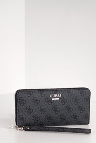 Guess - Portemonnaie - Anthracite