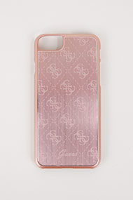 Guess - iPhone 7 Case - Rose Gold