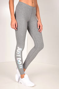 Nike - Leggings - Heather Grey