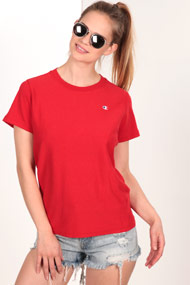 Champion - T-Shirt - Red
