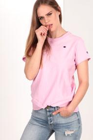 Champion - T-Shirt - Rose
