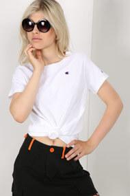 Champion - T-Shirt - White
