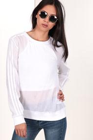 adidas Originals - Langarmshirt - White