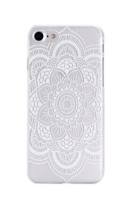 Ruby Tuesday - iPhone 7 Case - Transparent + White