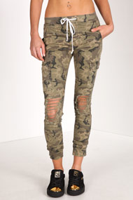 Tally Weijl - Jeggings - Camouflage