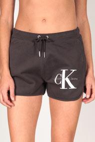 Calvin Klein - Sweatshorts - Anthracite