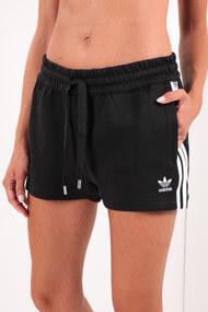 adidas Originals - Short en sweat - Black + White
