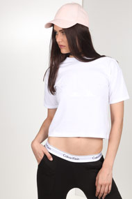 Calvin Klein - T-Shirt court - White