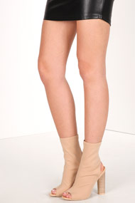 Cape Robbin - Bottines - Beige