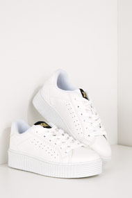 Xti - Creepers - White