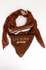 Guess - Tuch / Foulard - Brown + Beige