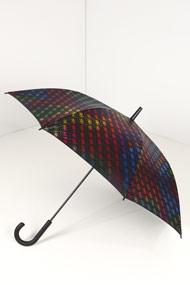Guess - Regenschirm - Black + Multicolor