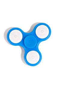 No Label - LED Fidget Spinner - Blue