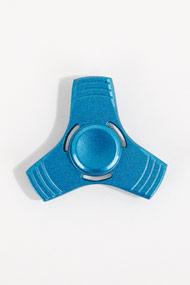 No Label - Fidget Spinner - Blue