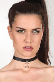 Tally Weijl - Collier ras de cou - Black + Silver