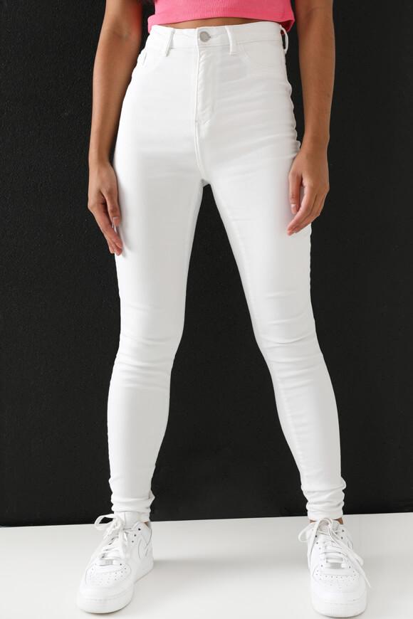 Bild von High Waist Skinny Jeans