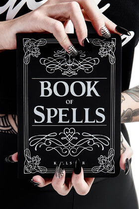 Picture of Book of Spells